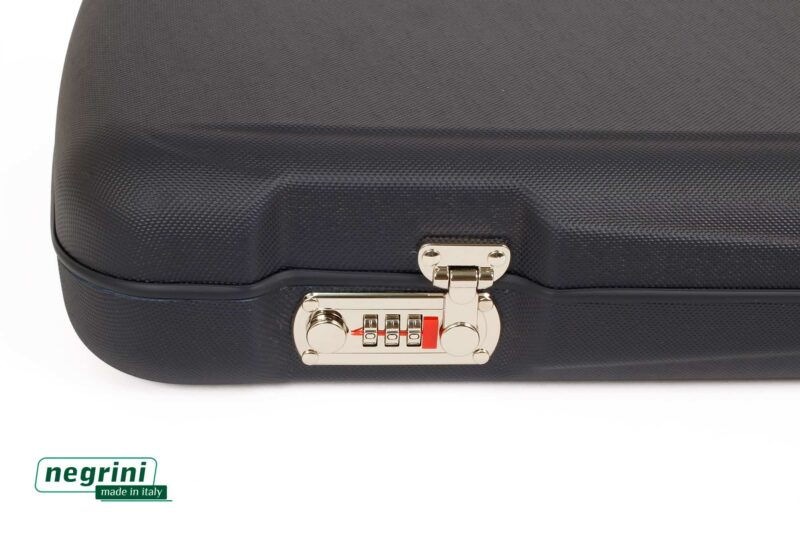 Negrini Shotgun Cases - Breakdown Shotgun Cases - 1654LR Locks