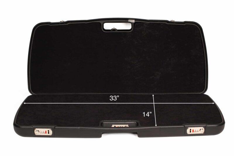 Negrini Gun Cases - MOD.9TS Interior dimensions