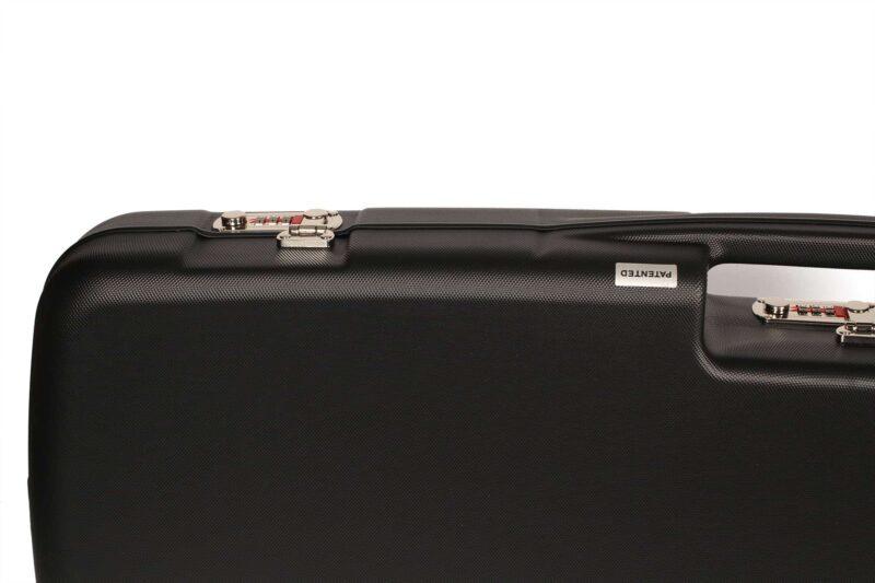 Negrini Gun Cases - MOD.9TS lock closeup