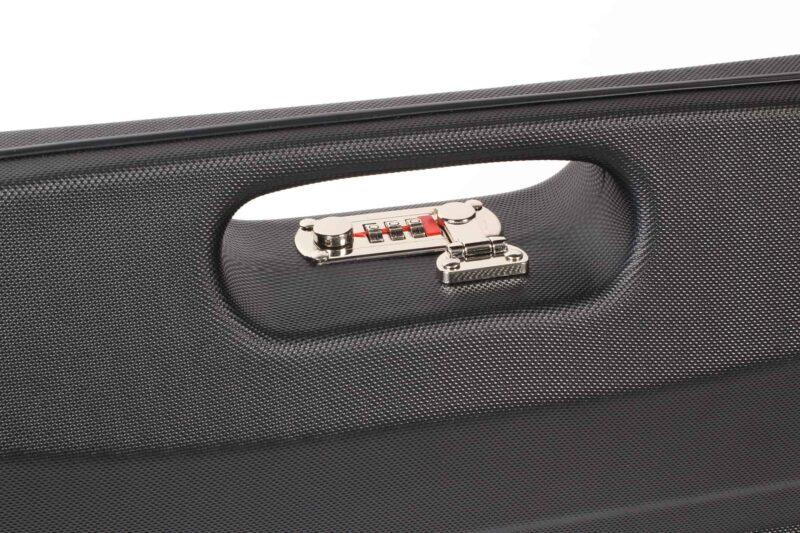 Negrini Gun Cases - 1641TS - Rifle case handle close up