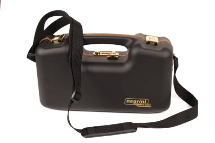 Negrini Shotshell Case 125 Count - 20125P/4864-TRAC removable strap