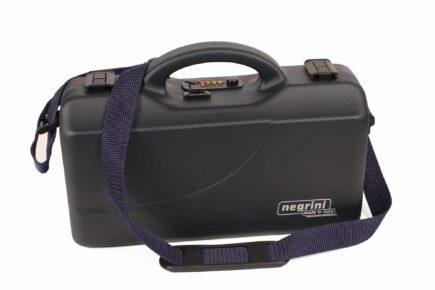 Negrini Shotshell Box 2015-TRAC/4867 removable strap
