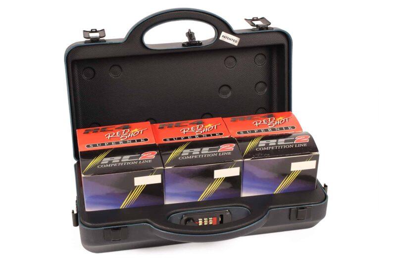 Negrini Shotshell Box 2015-TRAC/4867 shotshells