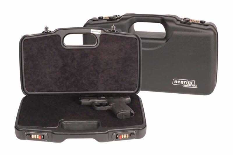 Negrini 2018TS/4835 Handgun Cases for air travel