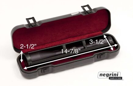 Travel Rifle Scope Protective Case - 5008/4878