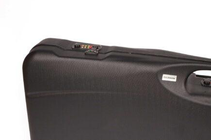 Negrini Shotgun Cases - 1652LR/5040 Tube Set high rib shotgun case lock