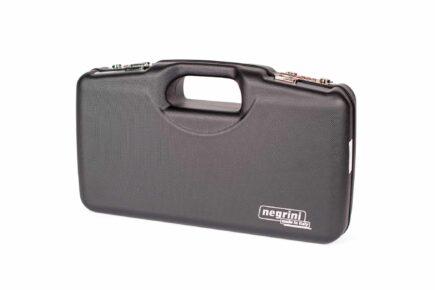 Negrini Handgun Cases - 1911 handgun case exterior ABS
