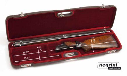 Negrini Shotgun Cases - 1602PL/4708 interior dimensions