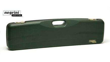 Negrini Shotgun Cases - 1605IS/4788 exterior over under shotgun case