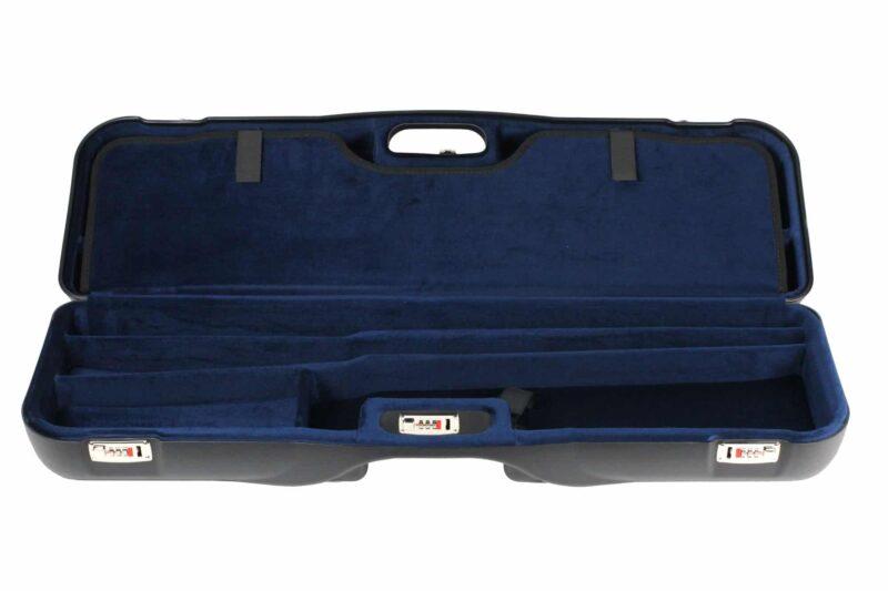 Negrini 1646LR-2F+1C/4764 2 Gun/3 Barrel Case interior bottom