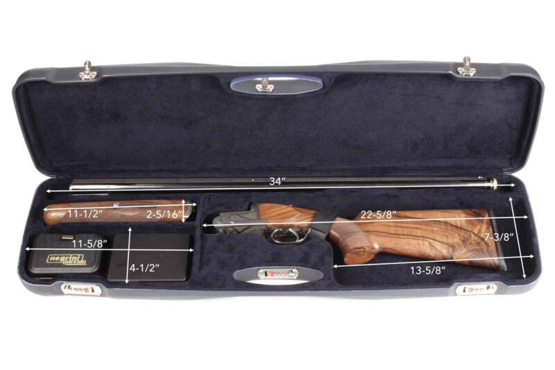 Negrini 1654LR Sporter Shotgun Case