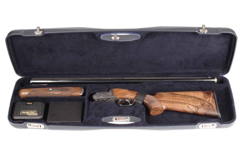 Negrini Takedown Sporter Shotgun Case - 1654LR Series - Zoli Shotgun