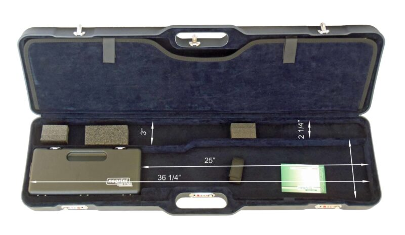 Negrini Shotgun Case 1677LR-TRANS/5044 int dim