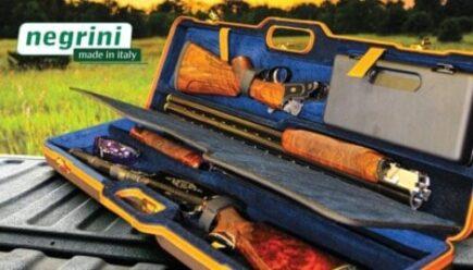 Negrini Shotgun Case 1677LX-TRANS/5078 truck bed