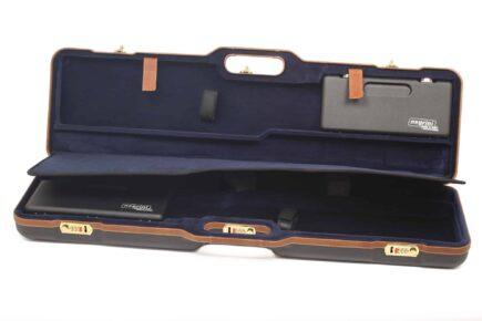 Negrini Shotgun Cases - 1677LX Transformer Interior any two shotguns