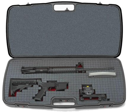 Gun Cases - MOD.9TS AR-15 Carbine