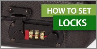 How to set Negrini Locks