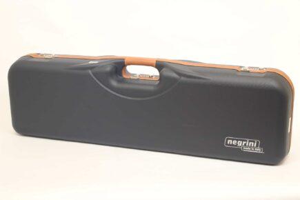 Negrini Gun Cases - 1646LX-4C - One Shotgun - Four Barrel takedown case exterior