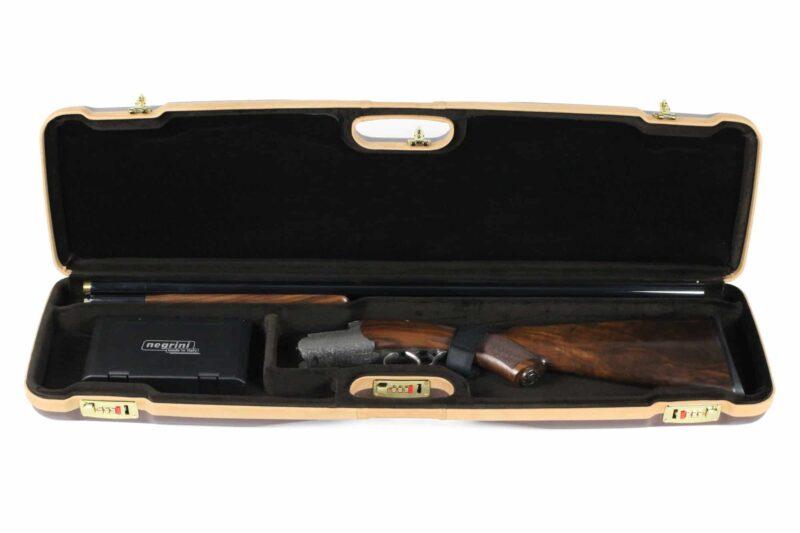 Negrini 1602LX/4704 Shotgun Case Zoli Pernice