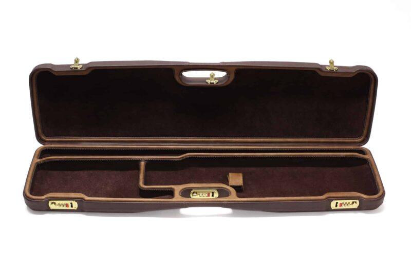 Negrini Shotgun Cases - 1602PPL/4709 interior