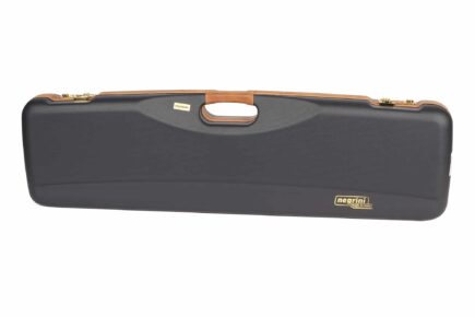 Negrini 1605LX/5138 OU/SxS Shotgun Case for Travel - exterior