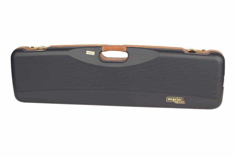 Negrini 1605LX/5138 OU/SxS Shotgun Case for Travel - exterior
