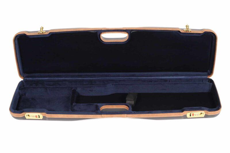 Negrini 1605LX/5138 OU/SxS Shotgun Case for Travel - Interior