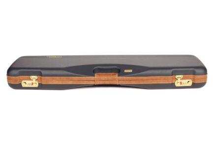 Negrini 1605LX/5138 OU/SxS Shotgun Case for Travel - Case Profile