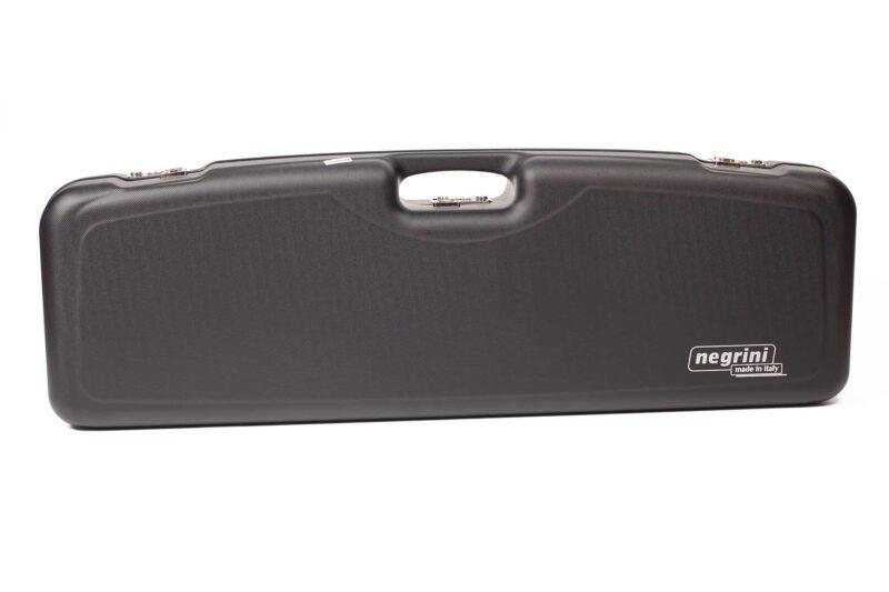 Negrini Gun Cases - 1622LR-TS - High Rib Shotgun Case + Tube Sets exterior