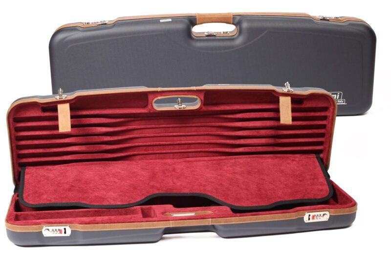 Negrini 1622LX-TUBE/5228 Deluxe Sporting Tube Set Case