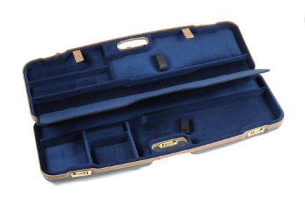 Negrini 1622LX-2F/5136 Sporting Two Shotgun Case interior
