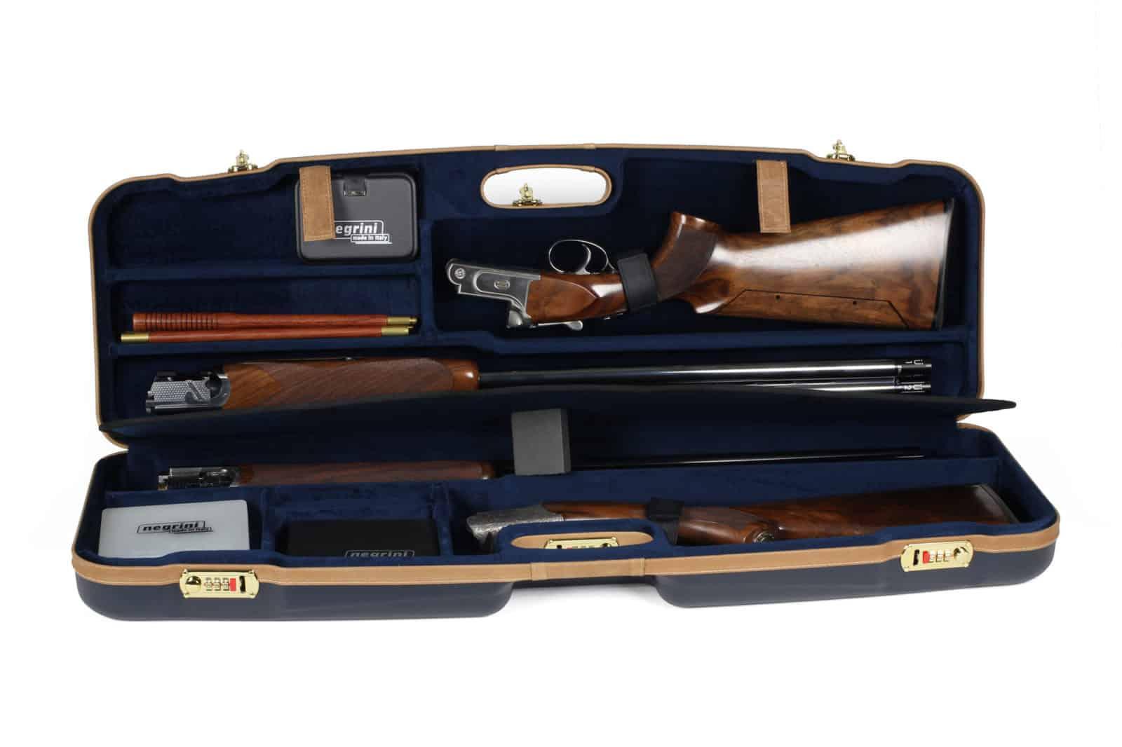 1622-2F Two Gun Shotgun Case