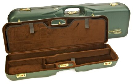 Negrini 1646LR-3C/4733 Shotgun Case Three Barrel Set