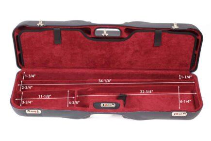 Negrini 1646LR-4C/5229 Shotgun dimensions bottom