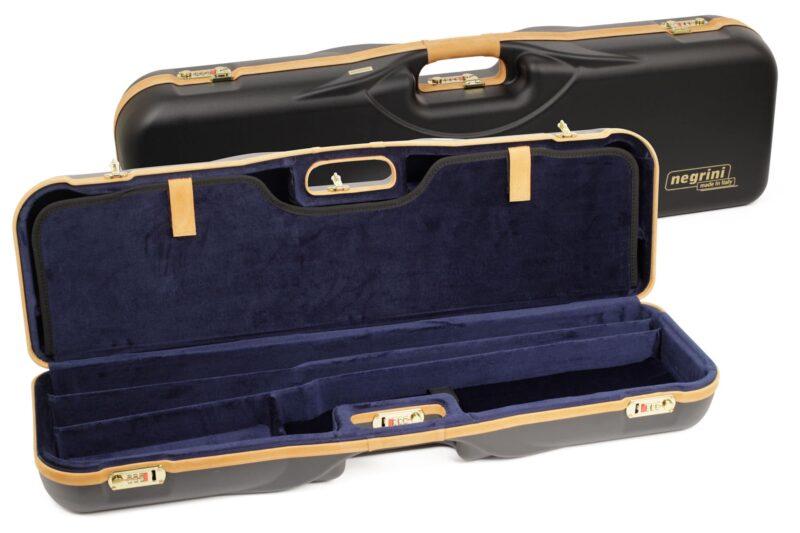 Negrini 1646LX-2F+1C/4766 Shotgun Case