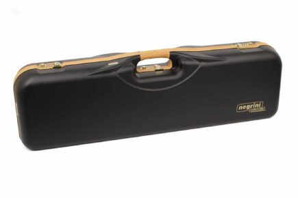 Negrini 1646LX-2F+1C/4766 Shotgun Case - exterior