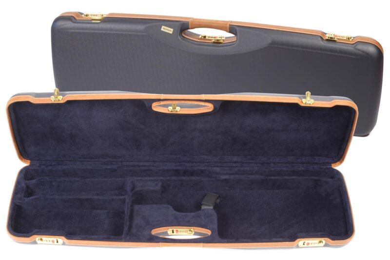 Negrini 1654LX/5166 Luxury Sporting Shotgun Travel Case