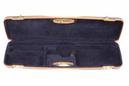 Negrini Shotgun Cases - 1654LX - High rib shotgun case interior