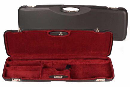 Negrini Sporting Leather shotgun case 1654PL/5246