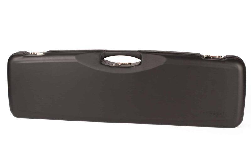 Negrini Sporter Leather shotgun case 1654PL/5246 exterior