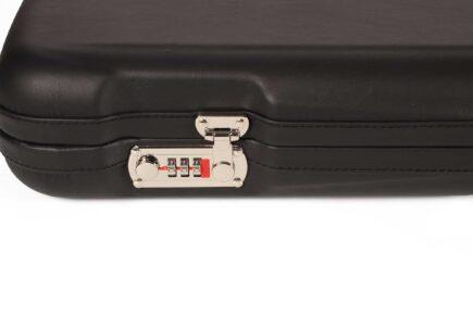Negrini Sporter Leather shotgun case 1654PL/5246 lock