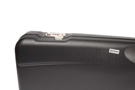 Negrini Takedown Shotgun High Rib Case - 1657/LR/5163 Series lock