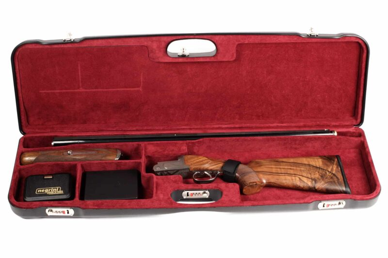 Negrini Takedown Shotgun High Rib Case - 1657/LR/5163 Series shotgun