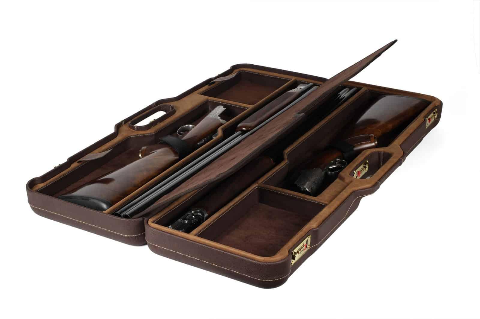 1670 Two Hunting Shotgun Case