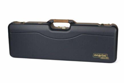 Negrini Deluxe Two OU or SXS Shotgun Case - 1670LX/4973 exterior