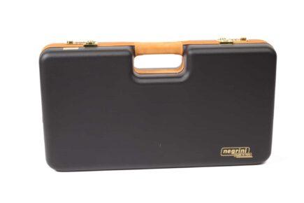 Negrini Gun Cases - Handgun Cases - 2027LX Two Handgun Case exterior