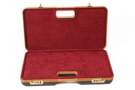 Negrini Gun Cases - Handgun Cases - 2027LX Two Handgun Case Interior