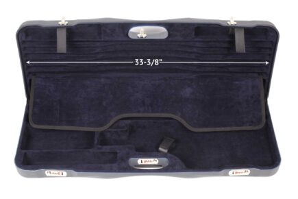 Negrini Shotgun Cases - Tube Set Case - 1652LR-TS/5128 top dimensions