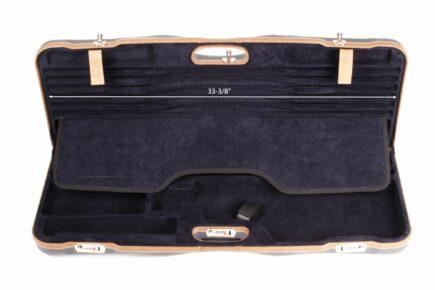 Negrini Shotgun Cases - 1652LX-TS/5212 Breakdown Shotgun Tube Set Case top dimensions