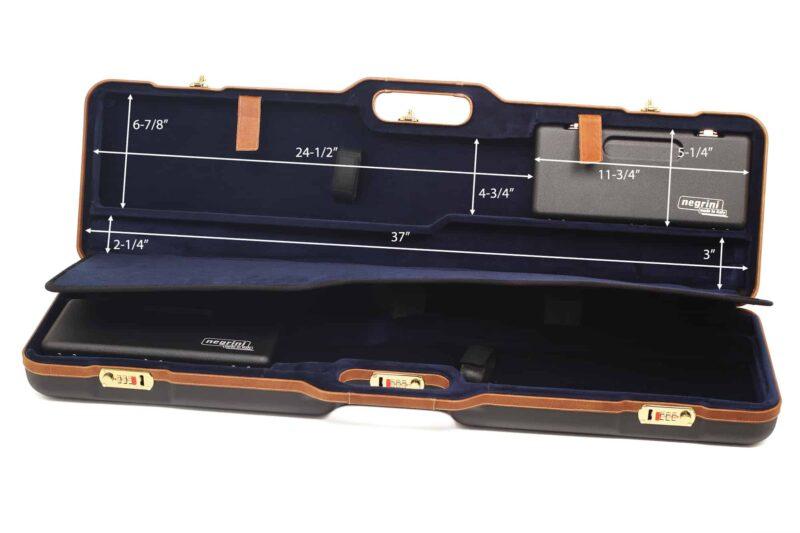 Negrini Shotgun Cases - 1677LX Transformer Interior dimensions